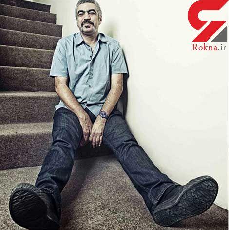 سروش صحت؛ بابا لنگ دراز ایرانی