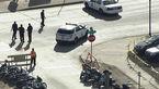 تیراندازیهای مرگبار در 2 ایالت امریکا + فیلم
