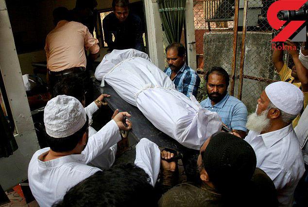 قتل عام 14 عضو خانواده با چاقوی قصابی + عکس