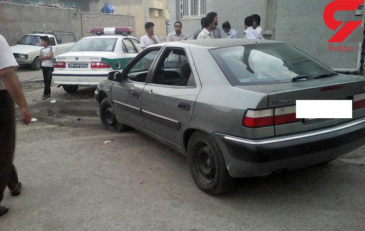 2 خانواده با اسلحه ساچمه ای در خوزستان به جان هم افتادند