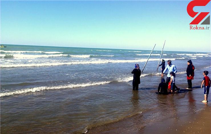 ماه عسل غم انگیز عروس و داماد جوان تهرانی در ساحل امیرآباد