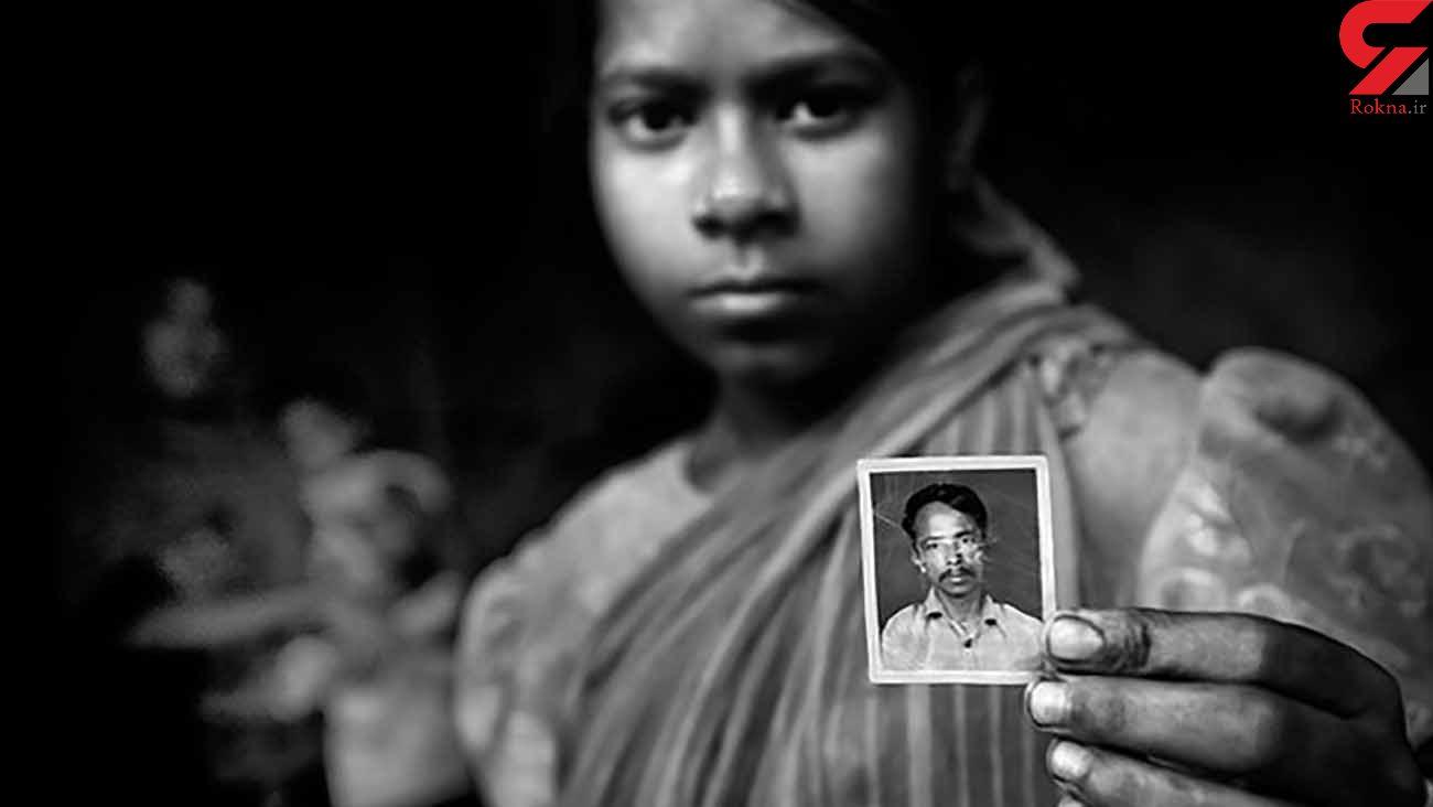آزار شیطانی دختر 21 ساله توسط ناپدری در آشپزخانه / او مادر می شود! + عکس دختر و پسر