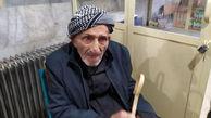 پیرمرد ۹۱ ساله اردکانی، کرونا را شکست داد + عکس