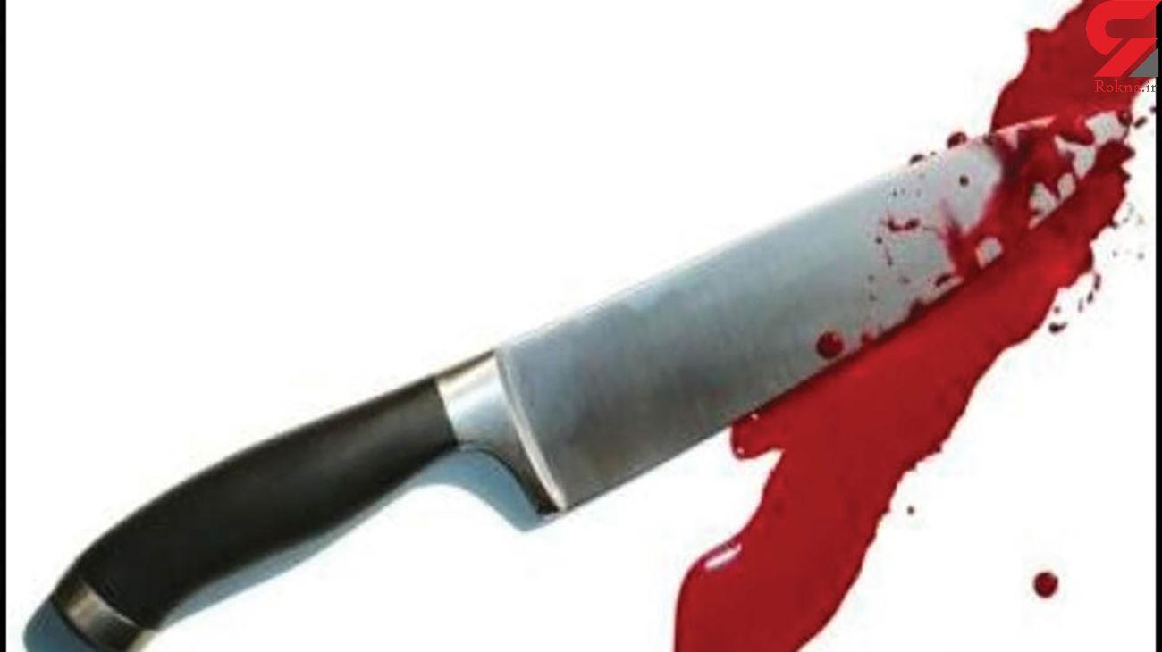 آدم کشی خیابانی دختر 18 ساله مشهدی / اعتراف به چاقو کشی