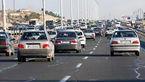 ترافیک در آزاد راه کرج-تهران و کرج-قزوین نیمه سنگین است / محور شمشک -دیزین تا پایان هفته باز است