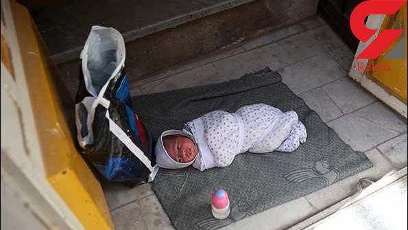 آمار تکاندهنده/ هر روز یک نوزاد در خیابانهای مشهد رها میشود!