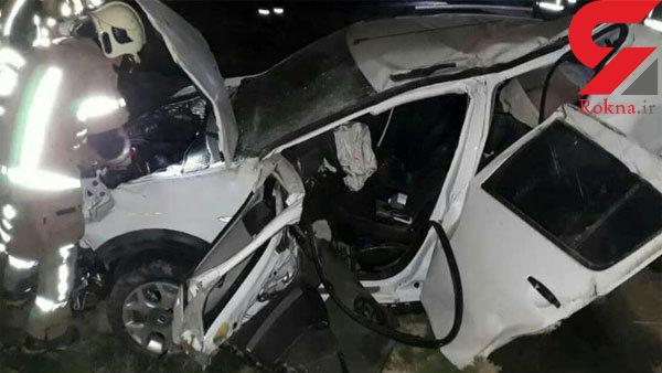 تشریح جزئیات تصادف منجر به فوت در بزرگراه تندگویان