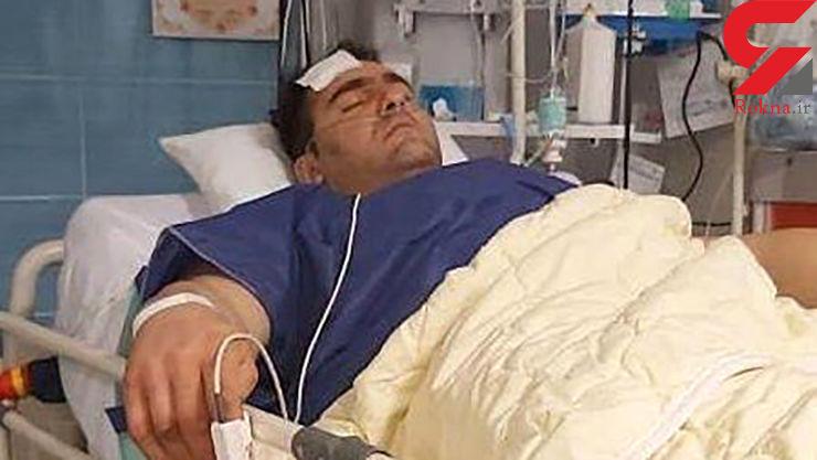 واکنش پلیس به ماجرای حمله وحشتناک به قویترین مرد ایران