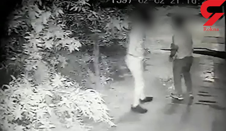 انتشار اولین فیلم از 2 دزد پت و مت در آبادان / آنها هنوز فراری اند
