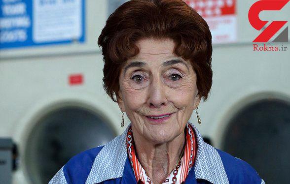 قرارداد300 هزار پوندی مادربزرگ شبکه بی بی سی