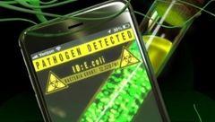 با اپلیکیشن موبایل می توان باکتری ها را شناسایی کرد