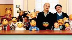 عروسک های محبوب تلویزیون به موزه رفتند