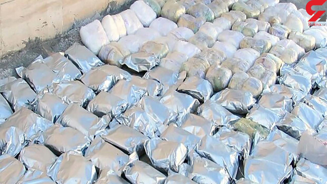 بیش از ۹ کیلوگرم شیشه افغانی در مهاباد کشف شد