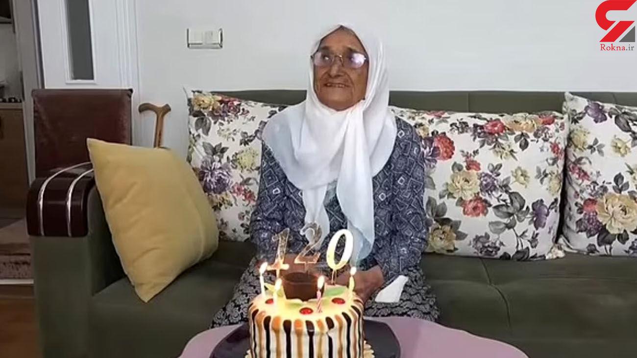 مسنترین فرد جهان کیست؟ + عکس