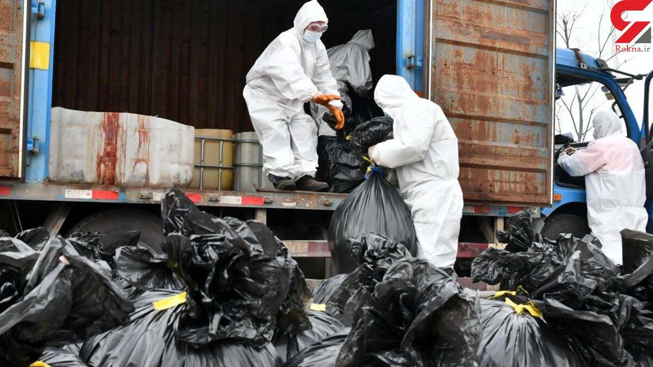 کرونا 2هزار تن از زباله های خانگی را کمتر کرده است