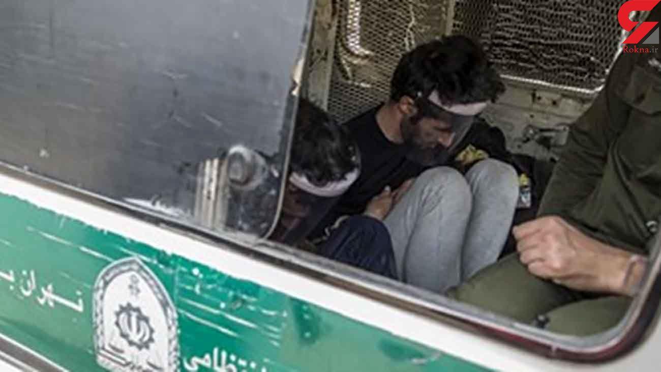 مسافر پایانه جنوب حشیش فروش از آب در آمد / پلیس تهران فاش کرد