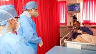 بازدیدسردار عراقی زاده از بیمارستان بعثت نیروی هوایی ارتش