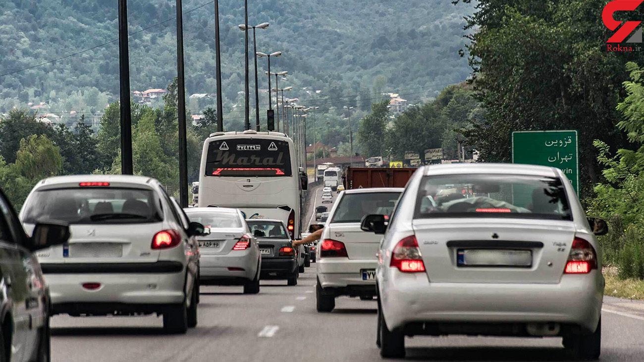 تازه ترین وضعیت اجرای محدودیت های ترافیکی ویژه کرونا