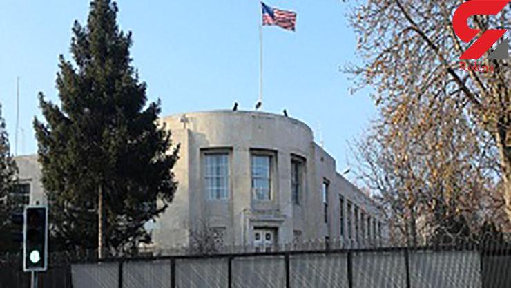 نام خیابان سفارت آمریکا در آنکارا به «شاخه زیتون» تغییر می کند