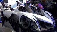 این خودروی باورنکردنی در امارات ساخته شد+تصاویر