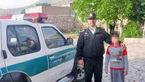 پدر عصبانی چاقوی قصابی را زیر گلوی پسر 9 ساله اش گرفت! / زنش درخواست مهریه کرده بود!