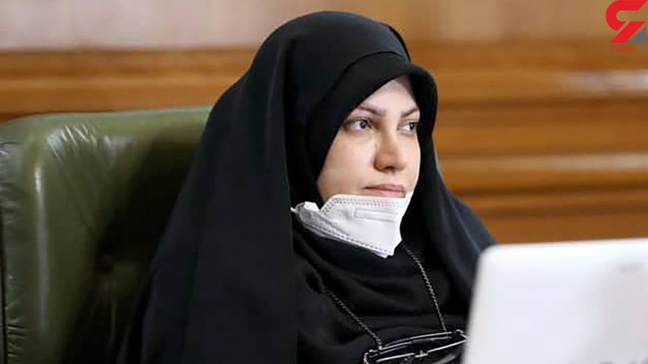 سوده نجفی، عضو هیئت رئیسه شورای شهر تهران به کرونا مبتلا شد
