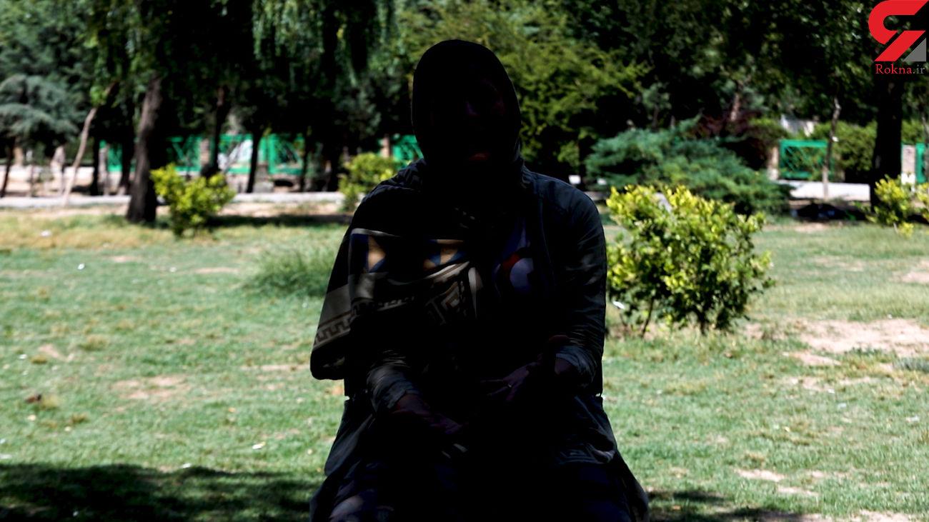 فیلم گفتگو با دختر تن فروش در تهران! / افسانه از خوزستان فرار کرد!