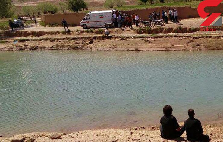 مرگ دختر یک ساله در چشمه پر آب / این حادثه در کازرون رخ داد