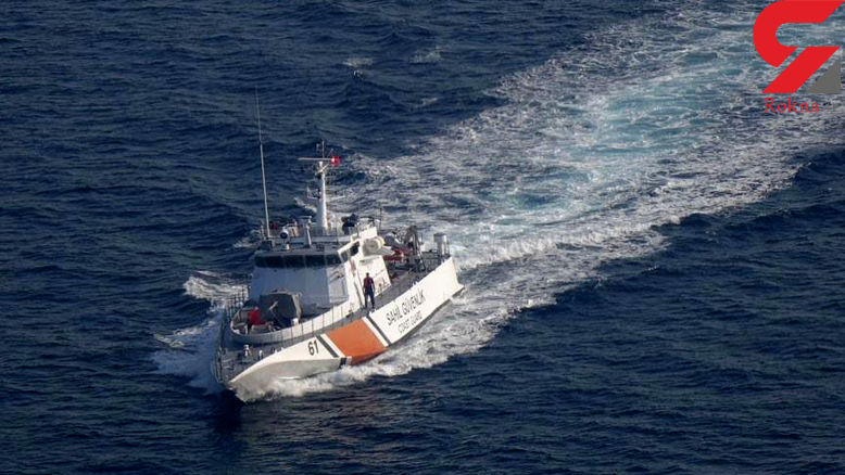 نجات 51 مهاجر غیرقانونی در آبهای دریای اژه ترکیه
