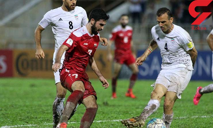 لشکر نصفه و نیمه سوریها در تهران / 6 غایب در ترکیب تیم ملی سوریه