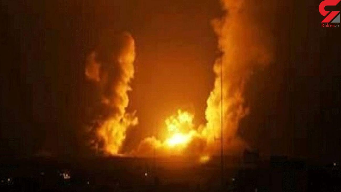 Israeli jets launch airstrikes against besieged Gaza Strip