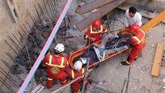 سقوط مرگبار کارگر اراکی از ساختمان