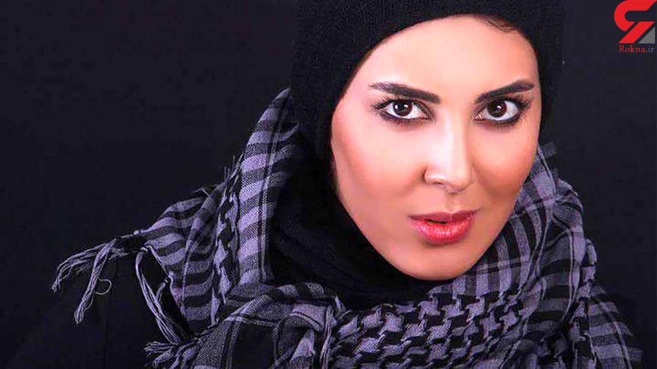 بازیگر معروف زن ایرانی کرونایی شد + عکس و جزئیات