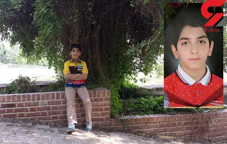 مرگ تلخ دانش آموز 13 ساله در حیاط مدرسه / پرونده مدیر و معلم ورزش در دادگاه دزفول + فیلم و عکس