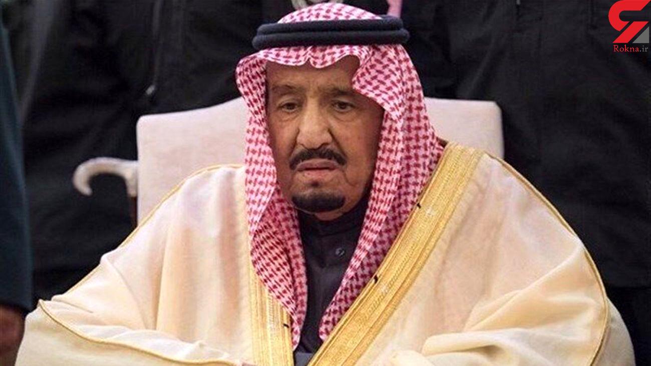 ملک سلمان زنده ماند / بن سلمان هنوز در حسرت پادشاهی + عکس