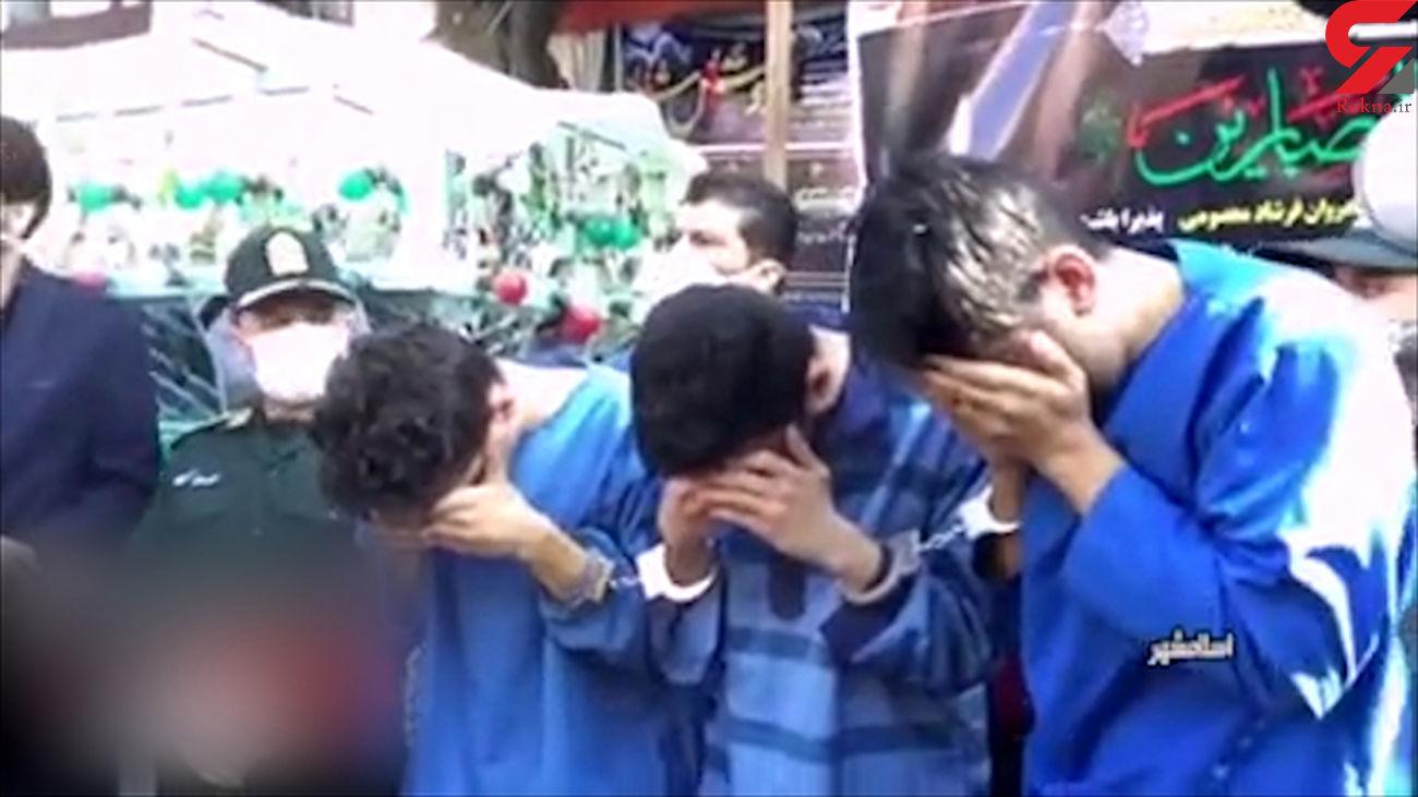 عامل قتل پسر موبایلفروش اسلامشهری در یک قدمی چوبه دار + عکس و فیلم
