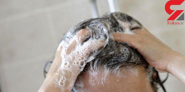6 توصیه در مورد شامپو کردن موها/شستن صحیح موی سر