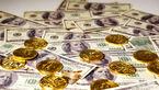 قیمت سکه و دلار در نیمه نخست امروز افزایشی شد