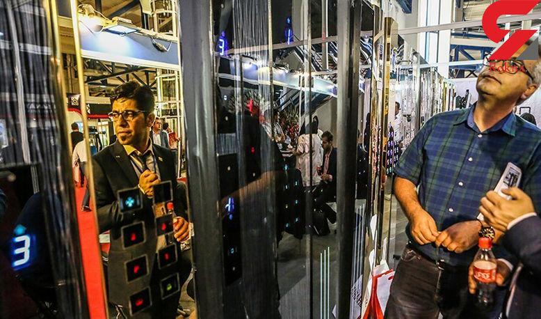 خطر مرگ در آسانسورهای ۸۴ بیمارستان و مرکز درمانی خراسانرضوی