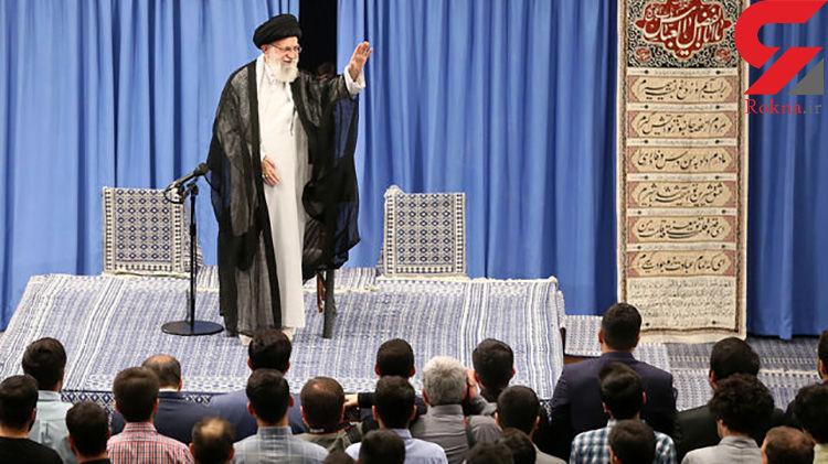 بر اساس حکم اسلام عزیز کاربرد سلاح اتمی را حرام قطعی شرعی اعلام کردیم / فیلم