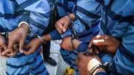دستگیری سارقان خودرو در سلطانیه