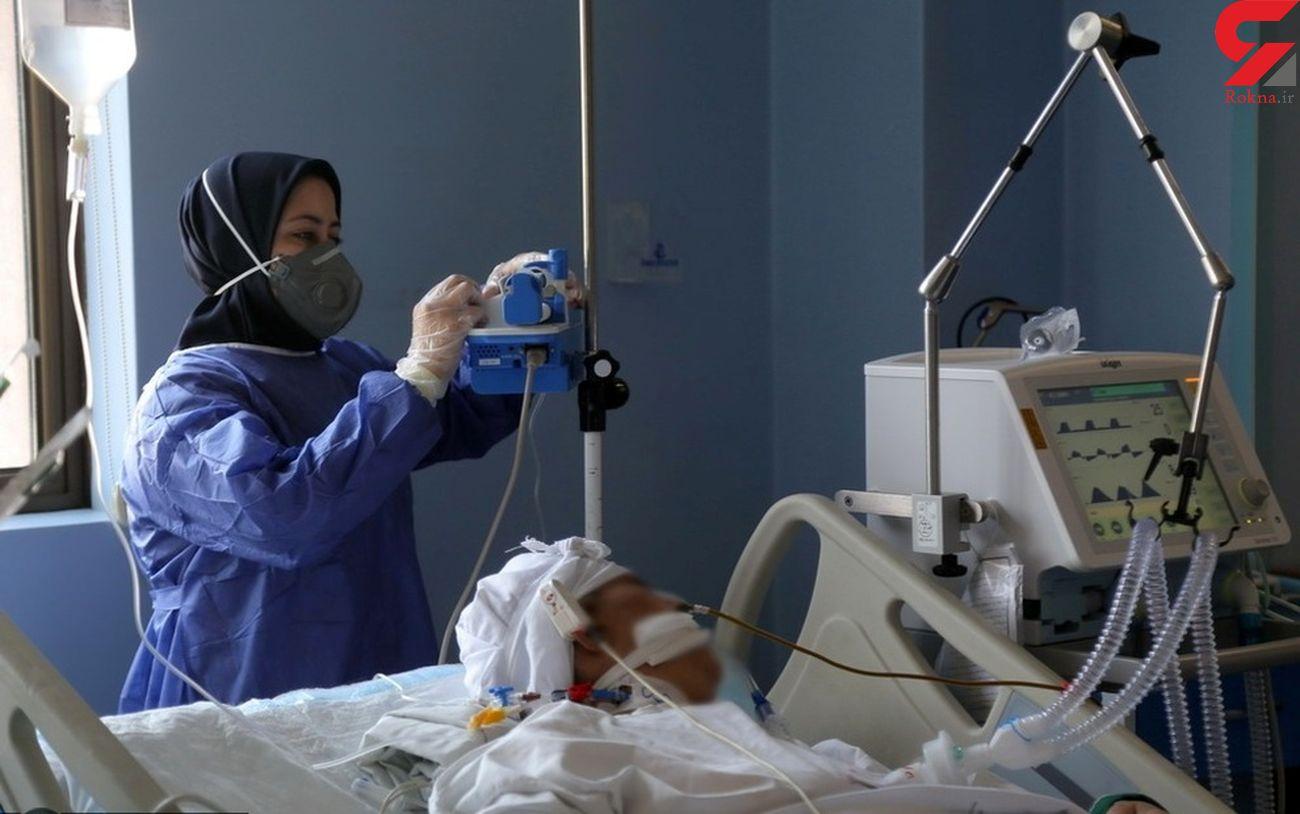 تکاندن لباس بیماران مبتلا به کرونا باعث پخش شدن ویروس میشود!