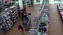 فیلم سوپر  مارکت که اقدام شوم مرد شیطان صفت با یک دختر را نمایش می دهد + فیلم و عکس