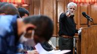 گفتگو با قاتلی قبل از اعدام در ملاء عام ! / سرنوشت قاتل موبایل فروش اسلامشهری  + عکس