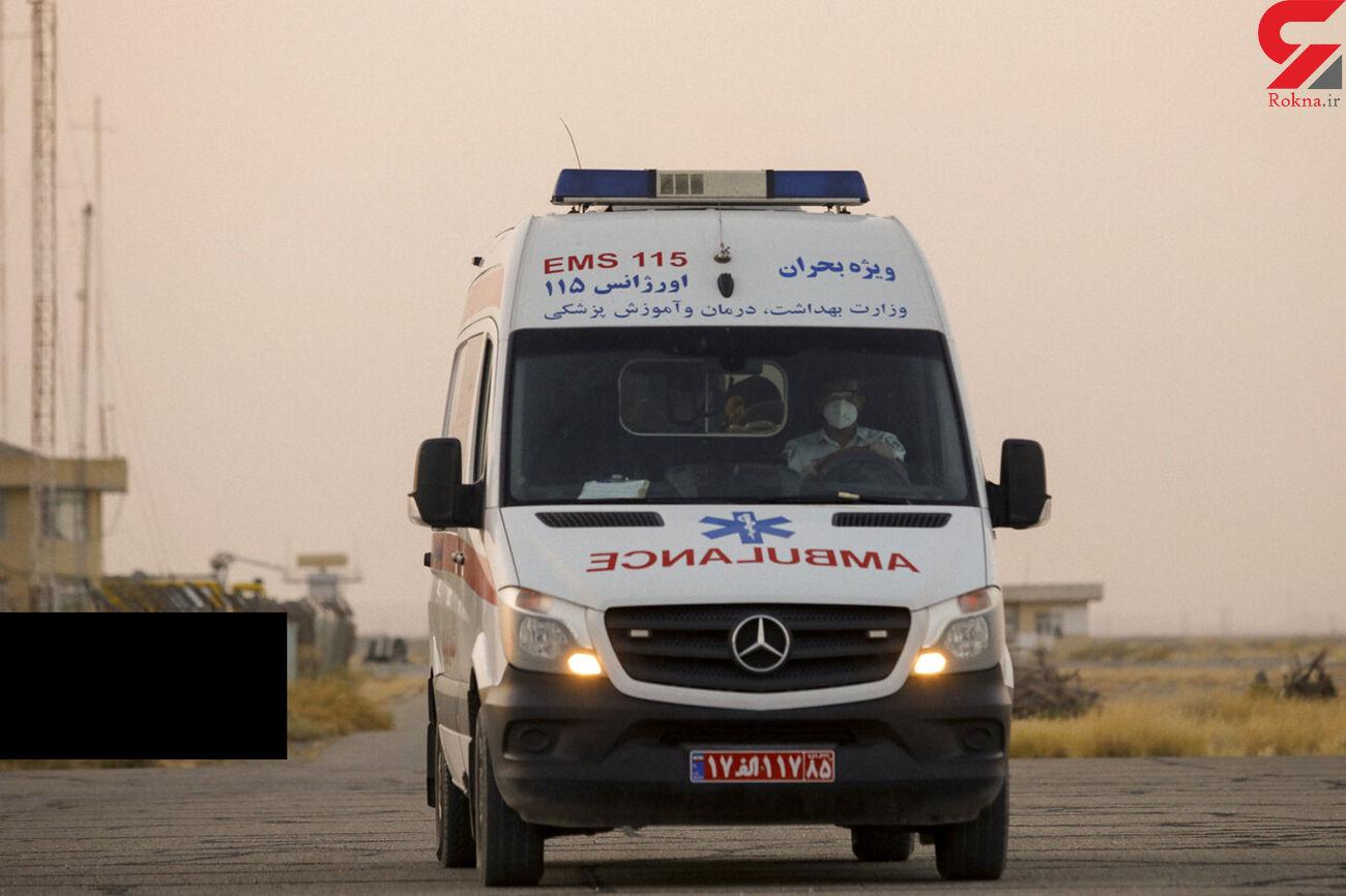 انجام بیش از هزار مأموریت حوادث ترافیکی توسط اورژانس 115 کردستان