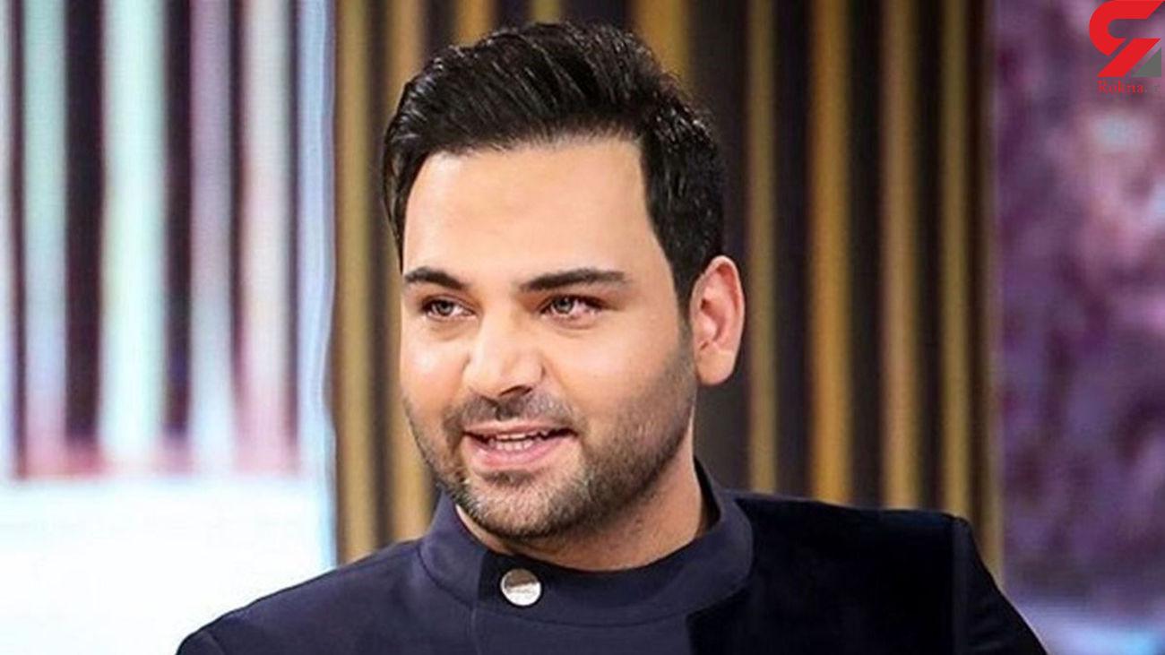احسان علیخانی در بیمارستان بستری شد + عکس