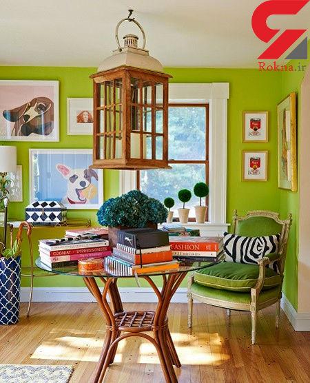 خانه هایتان را با رنگ سال رویایی کنید