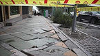 شکستگی لوله آب، علت انسداد خیابان مولوی/ احتمال فرونشست زمین به دلیل نشت آب