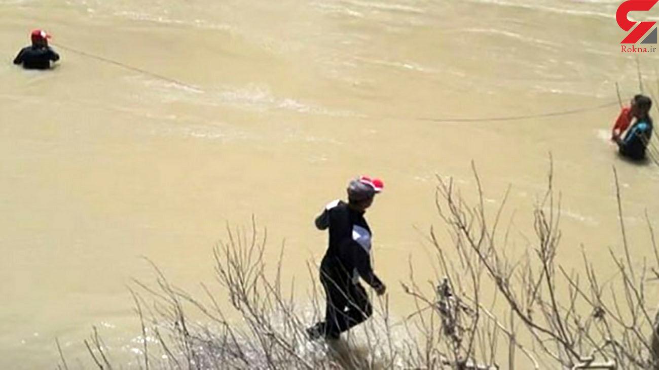 پیدا شدن جسد مادر 3 کودک در خودرویش / خودرو در عمق آب بود
