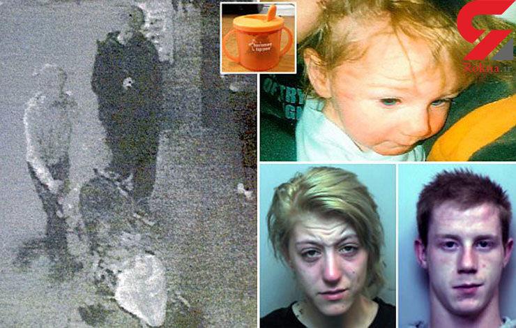 مادر بی رحم کودک 21 ماهه  به اعدام محکوم شد + عکس
